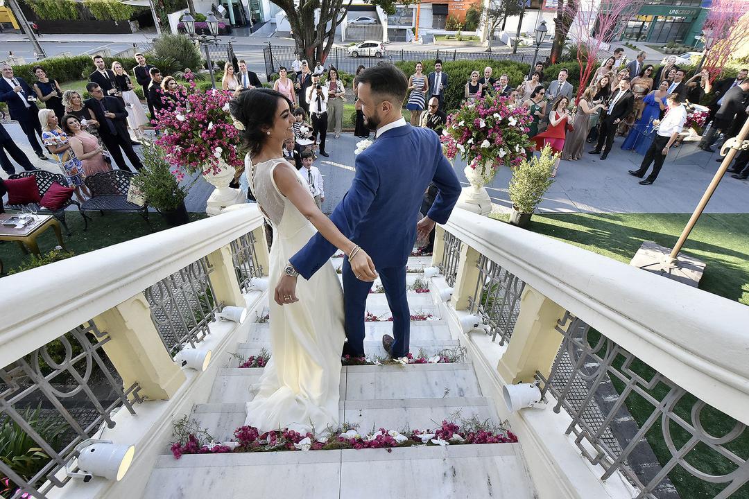 Um casamento dos sonhos