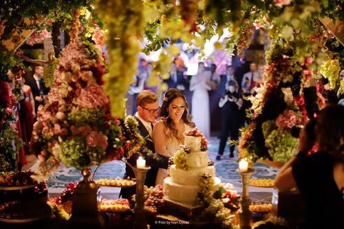 Casamento em uma Cave