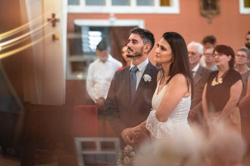 Nosso casamento. Detalhes da cerimônia religiosa.