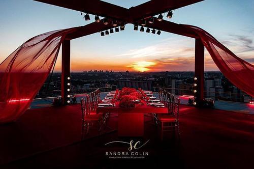 6 dicas para planejar um casamento em um rooftop